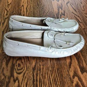 Ivanka trump leather flats/loafers